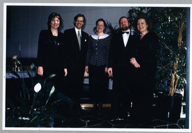 Clic Ensemble: kohta 25 vuotta yhdessä!