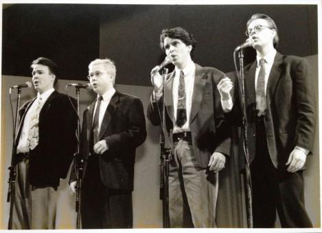 Four Jacks 90-luvun alku, Messukeskus