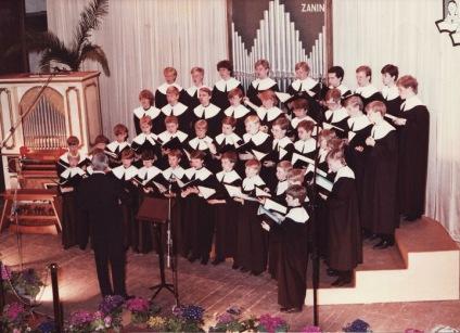Kuorokilpailu, Fano 1982