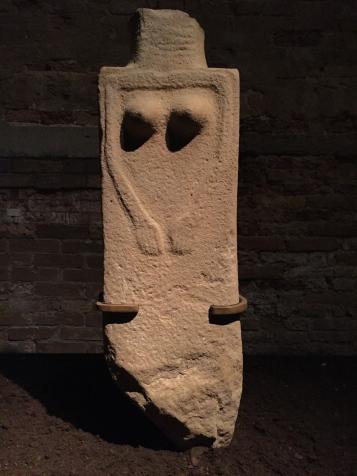 Naisfiguuri ajalta 3000 eKr Fortunyssa.